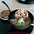 飩久 桜えびかき揚げ蕎麦