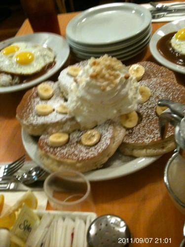 Eggs'n Things (Hawaii)  パンケーキ