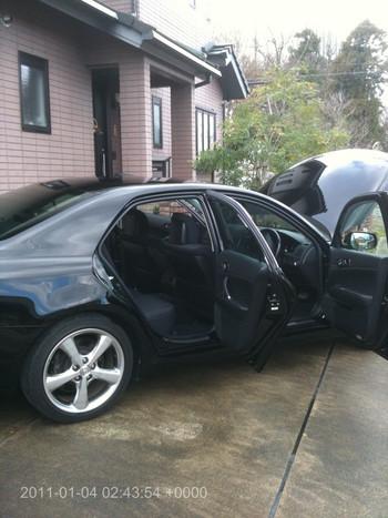 2011年初洗車 (2011.1.4)