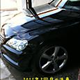 2011年2回目の洗車。(2011.1.23)